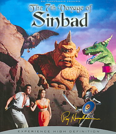 7TH VOYAGE OF SINBAD:50TH ANNIVERSARY BY MATHEWS,KERWIN (Blu-Ray)